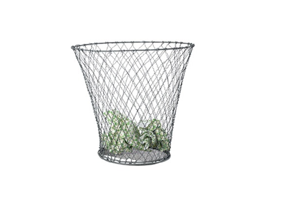 Wire Waste Basket Best With Wire Wastepaper Basket Picture
