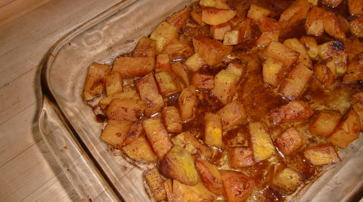 Cinnamon Butternut Squash | Yummy in the tummy | Pinterest