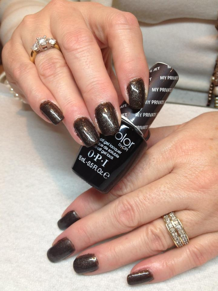 OPI GelcolorMy Private Jet  Nails Nails Nails  Pinterest