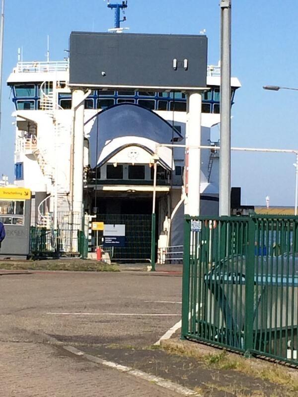 MS Friesland rederij Doeksen | FERRY-BOATS -dutch | Pinterest