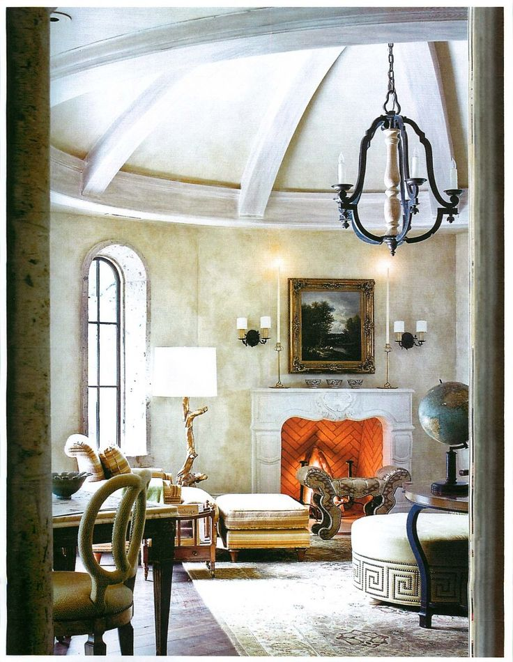 Barry dixon 39 s home in virginia get inspired with for Charlotte interiors