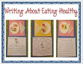 Healthy Eating Writing   Writing   Pinterest