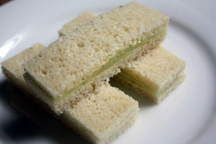 "Authentic"" cucumber sandwich 18 | Time for Tea | Pinterest"