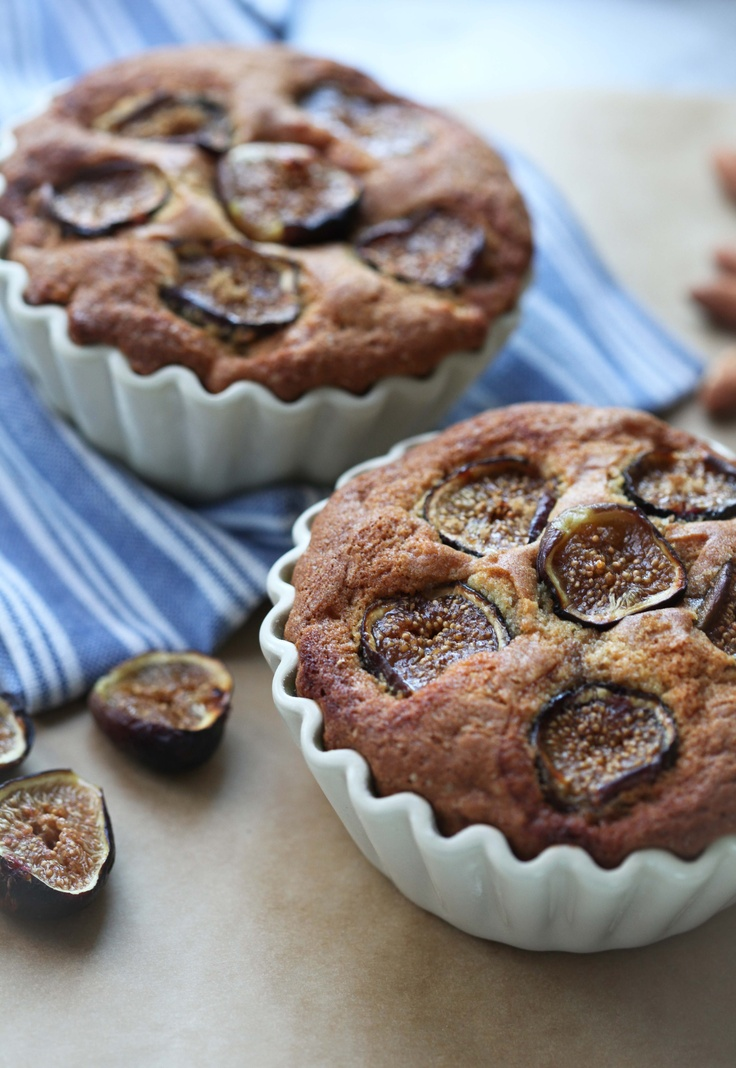 Roasted Fig Buttermilk Cake} | Figs | Pinterest