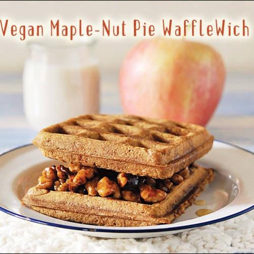 breakfast recipe featuring Earth Balance product: Maple-Nut Pie ...