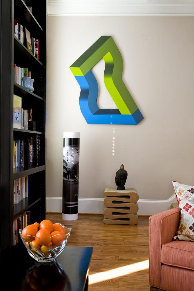 by marika meyer interiors album urban condo washington dc art angle