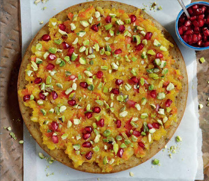 Pistachio Olive Oil Cake | Vegan Recipes (Not Necessarily GF) to try ...