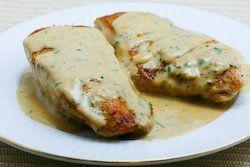Sauteed Chicken Breasts Recipe with Tarragon-Mustard Pan Sauce | Reci ...