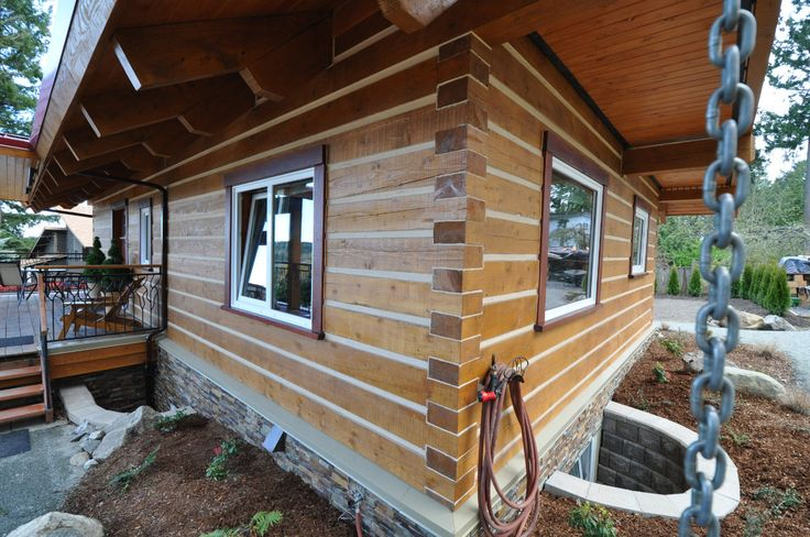 Affordable Log Home Kits from Vancouver | Affordable Log ...