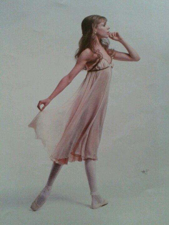 Gelsey Kirkland 1979   Plie Chasse Jete   Pinterest