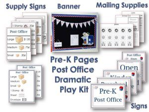 printable post office kit