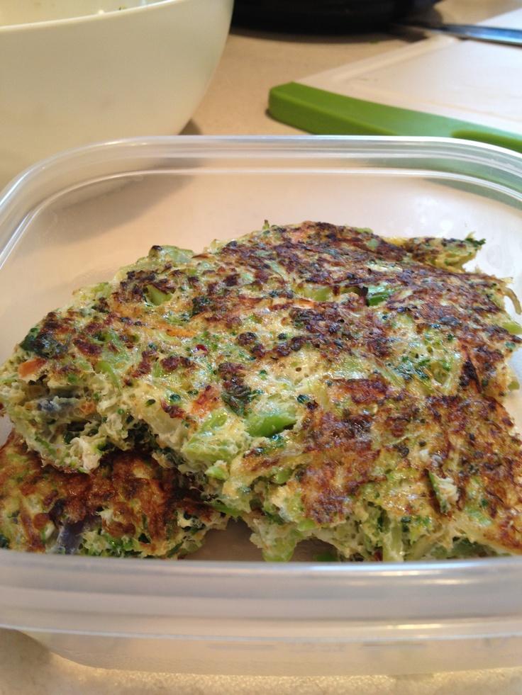 Lemongrass Broccoli Egg White Omelet | Lemongrass | Pinterest