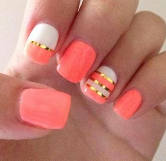 Nail Designs For Beach Vacation