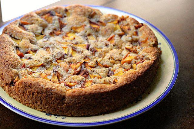 Famous Simple Summer Peach Cake   Recipe
