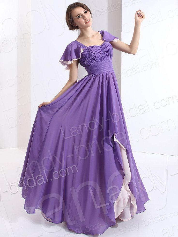 Irish Chiffon Lavender Purple Dress Idea S For Cassie S Wedding P