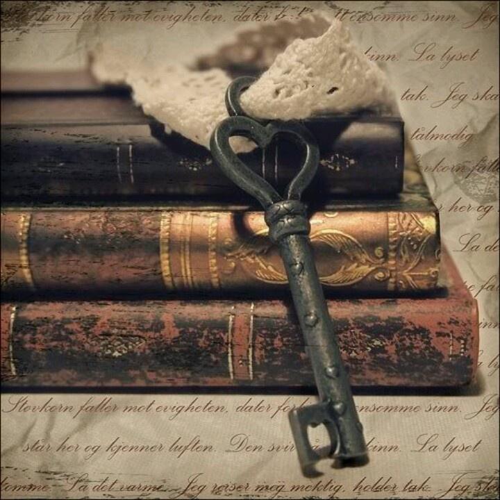 Novel with a key