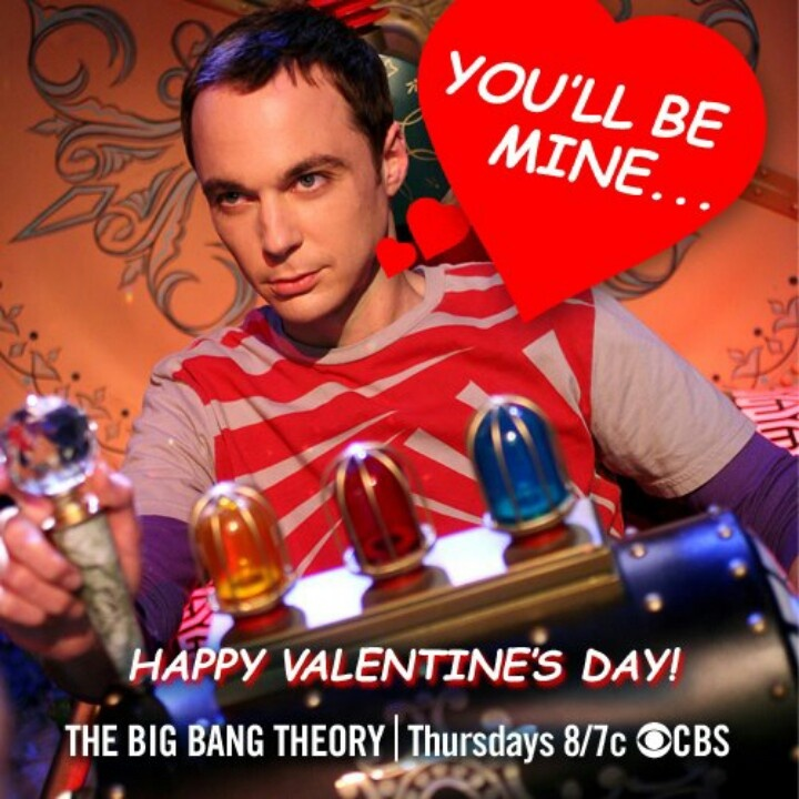 big bang valentine's day episode video
