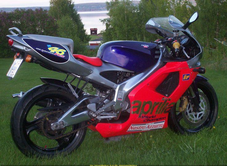 1998 Aprilia Rs 125