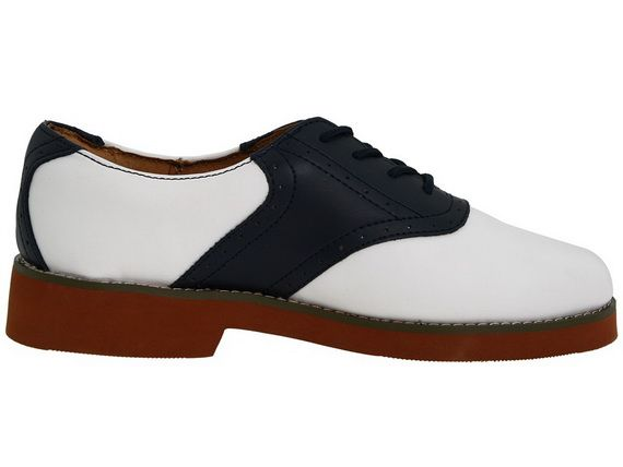 Saddle Oxford Shoes for Women