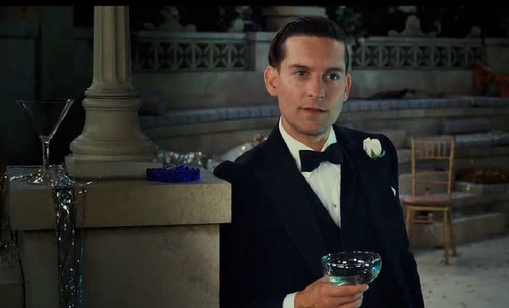 the great gatsby is nick a Houses and owners in the great gatsby nick's house nick carraway, the narrator of the story is a young aspiring bonds salesmen from the midwest who finds himself.