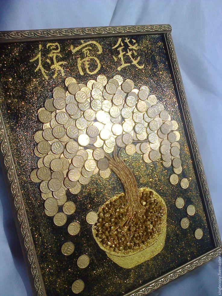 К сделать денежное дерево из купюр