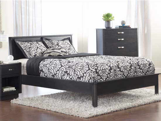Scandinavian designs beds nordby bed