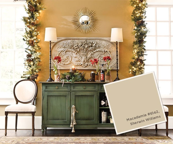 Catalog Paint Colors Holiday 2012 From Ballard Designs I