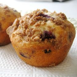 To Die For Blueberry Muffins' Super good! I used frozen berries, just ...