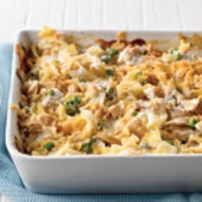 Creamy Tuna Noodle Casserole | The Best Around | Pinterest
