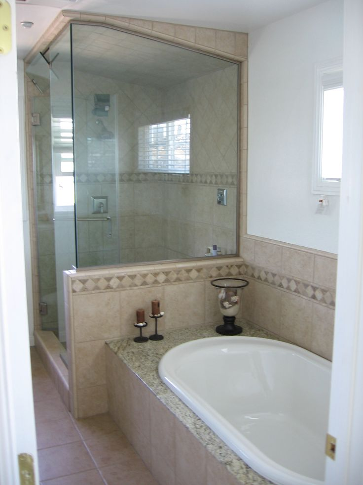 Master bath idea w steam shower my future house for Steam shower bathroom ideas