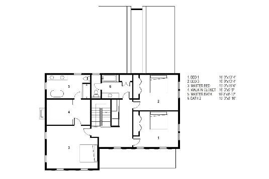 traditional farmhouse floor plans submited images