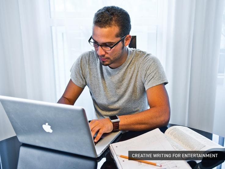 bachelor creative writing