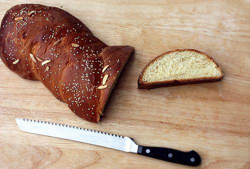 Tsoureki (greek easter bread) | FOOD | Pinterest