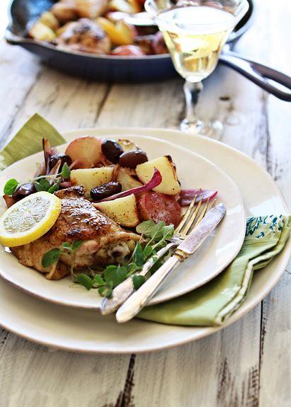greek style mac and cheese greek style nachos edamame chicken dinner ...