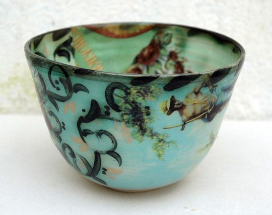 Jette Arendal Winther ceramic cup