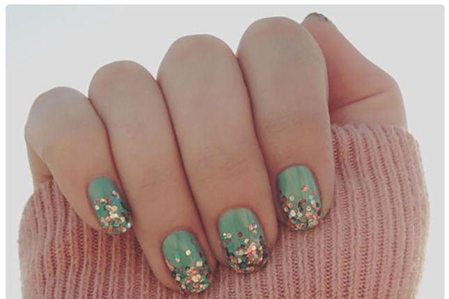 12 Fall Nail Art Trends to Start Wearing Now via Brit + Co.