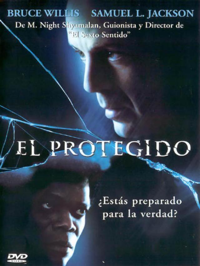 El protegido (2000) - M. Nigth Shyamalan | Películas | Pinterest