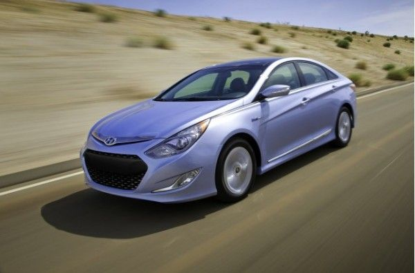 hyundai sonata hybrid options