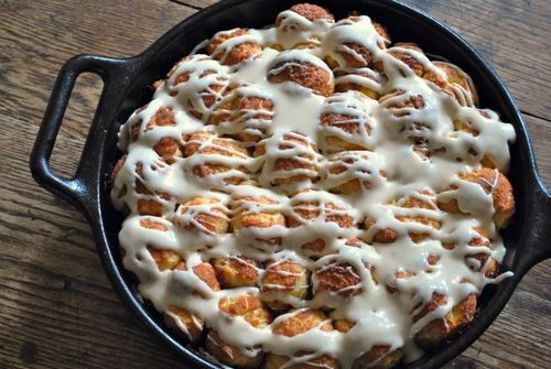 Cinnamon Bun Bites | Bread with Add-ins . . .sweet and or savory | Pi ...