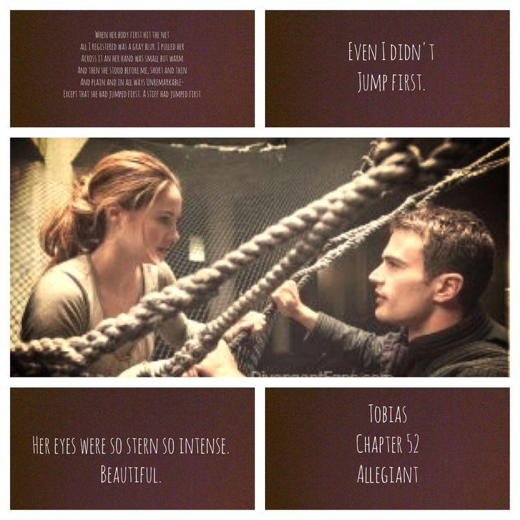Tris And Tobias...