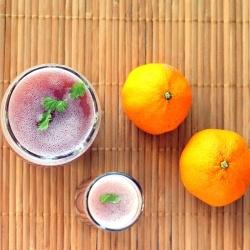 Pomegranate Cooler by richa | drinks.beverages.cocktails | Pinterest