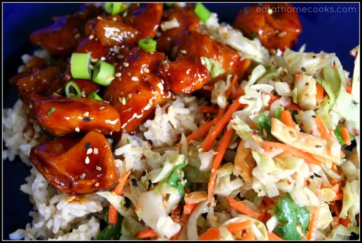 Pineapple Chicken | I'm Hungry! | Pinterest