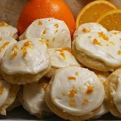 Orange Drop Cookies II (photo - abapplez)
