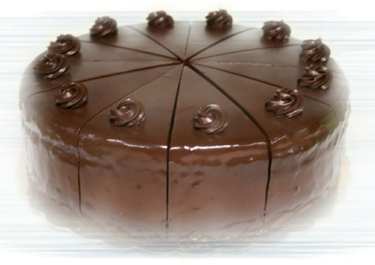 Yummy Extreme Chocolate Cake | Recipe