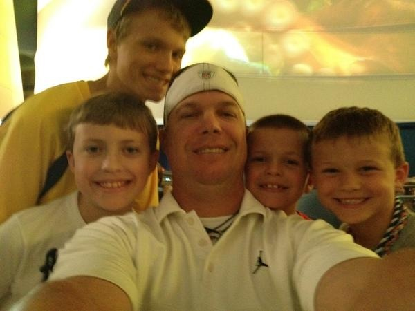 the Jones boys :)
