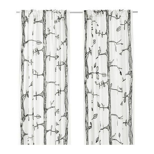 More like this: bedroom curtains , tree branches and curtains .