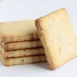 Almond Anise Shortbread Cookies | Anise | Pinterest