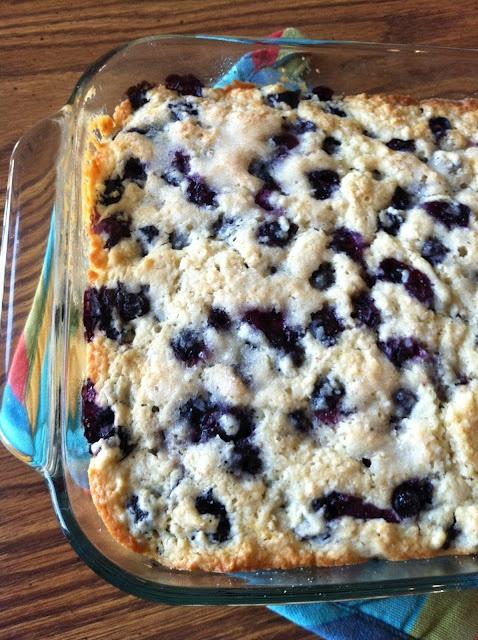 BUTTERMILK BLUEBERRY BREAKFAST CAKE | DESSERT & SWEET YUMMIES | Pinte ...