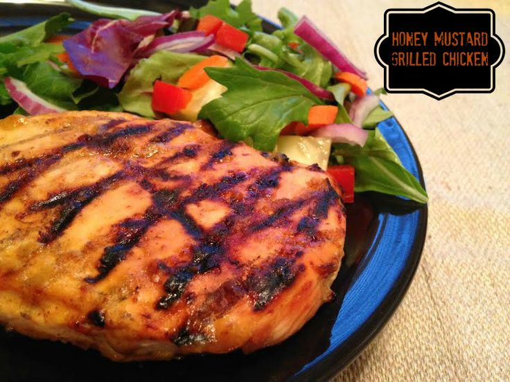 Yummy Honey Mustard Grilled Chicken @Allrecipes #Allrecipesallstars