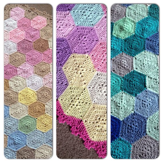 Geometric Crochet Afghan Pattern : BabyLove Brand NEW Updated - Geometric Lace Blanket ...